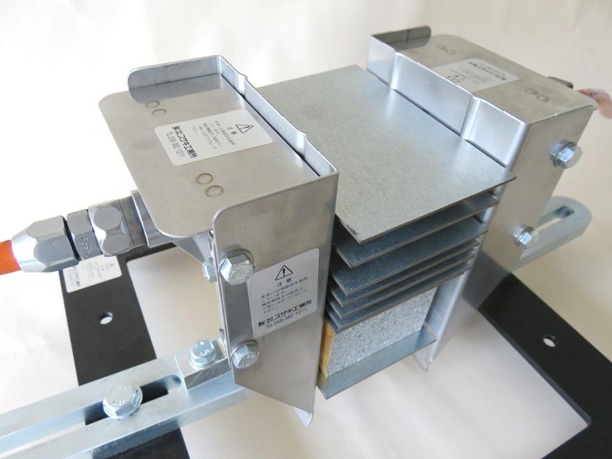特許取得磁性体板分離具